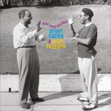 Benny Carter & Dizzy Gillespie: New Jazz Sounds, CD