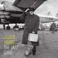 Lester Young (1909-1959): The Jazz Giant (180g) (Limited Deluxe Edition), LP