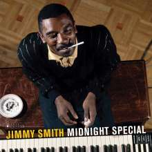 Jimmy Smith (Organ) (1928-2005): Midnight Special (180g) (Limited Edition), LP