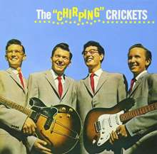 Buddy Holly: The Chirping Crickets (Limied-Edition), CD