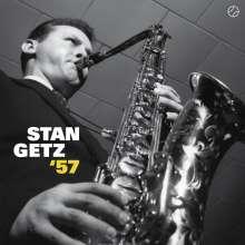 Stan Getz (1927-1991): Stan Getz '57 (180g) (Limited-Edition) (+2 Bonustracks), LP