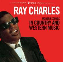 Ray Charles: Modern Sounds In Country & Western Music, CD