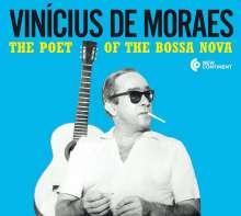 Vinícius De Moraes: The Poet Of The Bossa Nova, 3 CDs