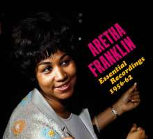 Aretha Franklin: Essential Recordings 1956 - 1962, 3 CDs