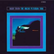 Oscar Peterson (1925-2007): Night Train +5 (Limited-Edition), CD