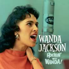 Wanda Jackson: Rockin' With Wanda / There's A Party (Limited-Edition), CD