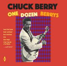 Chuck Berry: One Dozen Berrys / Berry Is On Top (Limited-Edition), CD
