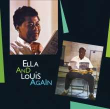 Louis Armstrong & Ella Fitzgerald: Ella & Louis Again, CD