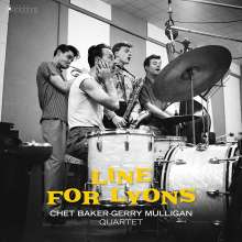 Gerry Mulligan & Chet Baker: Line For Lyons (180g) (Limited Deluxe Edition), LP