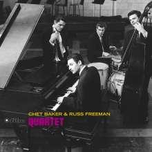 Chet Baker & Russ Freeman: Quartet, LP