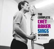 Chet Baker (1929-1988): The Complete Chet Baker Sings Sessions (Jazz Images), CD
