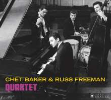 Chet Baker & Russ Freeman: Quartet (Jazz Images), 2 CDs