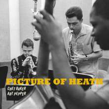 Chet Baker & Art Pepper: Picture Of Heath (Jazz Images), CD