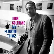 John Coltrane (1926-1967): My Favorite Things (180g) (Limited-Edition) (William Claxton Collection), LP