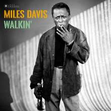 Miles Davis (1926-1991): Walkin' (180g) (Limited Edition), LP