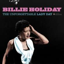 Billie Holiday (1915-1959): The Unforgettable Lady Day (180g) (Limited-Edition), LP