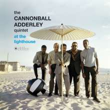 Cannonball Adderley (1928-1975): At The Lighthouse (180g) (Limited-Edition) (William Claxton Collection), LP