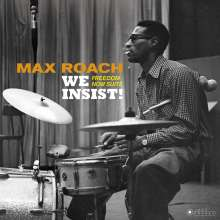Max Roach (1924-2007): We Insist! Freedom Now Suite (180g) (Limited Edition) (William Claxton Collection), LP