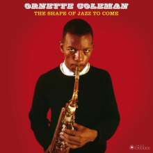 Ornette Coleman (1930-2015): Shape Of Jazz To Come (180g) (Limited Edition), LP