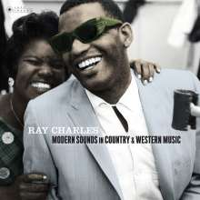Ray Charles: Modern Sounds In Country & Western Music (180g) (Limited Deluxe Edition), LP