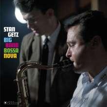 Stan Getz (1927-1991): Big Band Bossa Nova (180g) (Limited Edition) (William Claxton Collection), LP