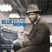Art Blakey & Thelonious Monk: Blue Monk (180g) (Limited Edition), LP
