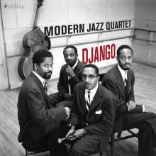 The Modern Jazz Quartet: Django (180g) (Limited Deluxe Edition), LP