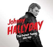 Johnny Hallyday: French Twang 1960 - 1962, 3 CDs