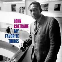 John Coltrane (1926-1967): My Favorite Things (Jazz Images), CD