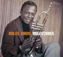 Miles Davis (1926-1991): Milestones (Jazz Images), CD