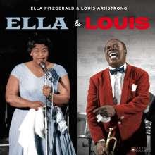 Louis Armstrong & Ella Fitzgerald: Ella & Louis, CD