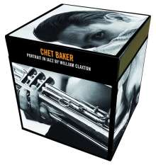 Chet Baker (1929-1988): Portrait In Jazz By William Claxton (Jazz Images), 18 CDs