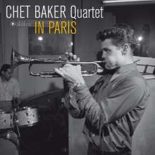 Chet Baker (1929-1988): In Paris, 3 CDs