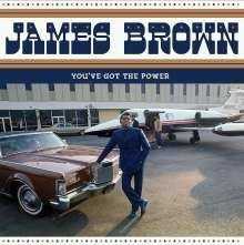 James Brown: You've Got The Power (180g) (Limited Edition), LP