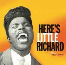Little Richard: Here's Little Richard / Little Richard  (Limited-Edition), CD