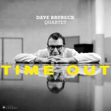 Dave Brubeck (1920-2012): Time Out (180g) (Limited Edition) (William Claxton Collection), LP