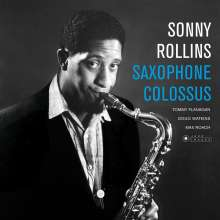 Sonny Rollins (geb. 1930): Saxophone Colossus (180g) (Limited Edition) (William Claxton Collection), LP