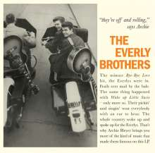 The Everly Brothers: The Everly Brothers +Bonus Album: It's Everly Time!, CD