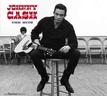Johnny Cash: The Hits, CD