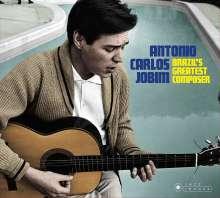 Brazil's Greatest Composer: Antonio Carlos Jobim (Jazz Images) (Limited-Edition), CD