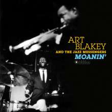 Art Blakey (1919-1990): Moanin' / Live (Deluxe-Edition) (Jazz Images), CD