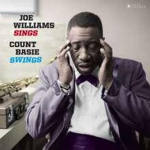 Count Basie & Joe Williams: Joe Williams Sings Count Basie Swings (Jazz Images), CD