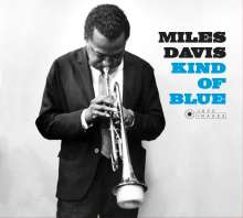Miles Davis (1926-1991): Kind Of Blue (Jazz Images), CD