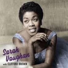 Sarah Vaughan & Clifford Brown: Sarah Vaughan With Clifford Brown (Jazz Images), CD