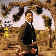 Sonny Rollins (geb. 1930): Way Out West (Jazz Images), CD