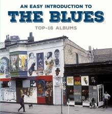 An Easy Introduction To The Blues  (Top-16 Albums), 8 CDs