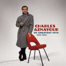 Charles Aznavour: 20 Greatest Hits (1952-1962) (180g) (Limited-Edition), LP