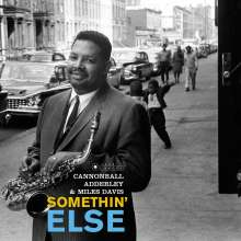 Miles Davis & Cannonball Adderley: Somethin' Else, CD