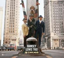 Ramsey Lewis (geb. 1935): In Chicago & Stretching Out, CD