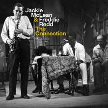 Jackie McLean & Freddie Redd: The Connection (180g) (Limited Edition) (William Claxton Collection) (+Bonustrack), LP